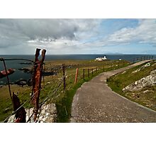 The Path to Neist Point  Photographic Print