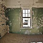 Abandoned House - Kolmanskop Namibia by lightwanderer
