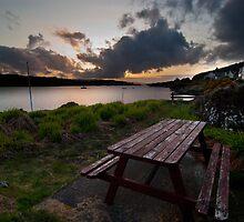 Sundown at Dunvegan by Stuart1882