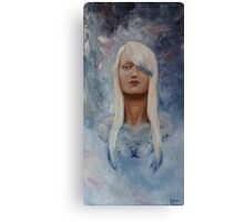 Maid of Stone Canvas Print