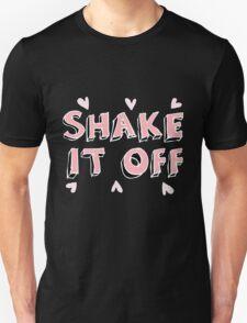 Shake it off (black) T-Shirt