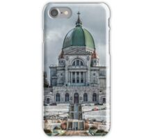 Saint Joseph's Oratory II iPhone Case/Skin