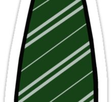 Slytherin Tie  Sticker