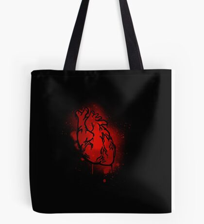 The Heart That Beats Tote Bag