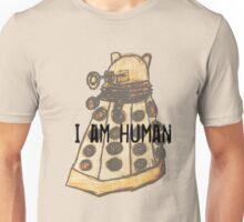 I Am Human Unisex T-Shirt