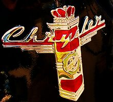 48 Chrysler Emblem by schiabor