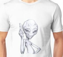Paul - the alien Unisex T-Shirt