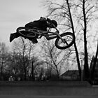 James Van De Kamp- BMX Bike by Ryan Rose