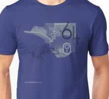 T-Shirt 64/85 (Financial) by Simone Brandse Unisex T-Shirt