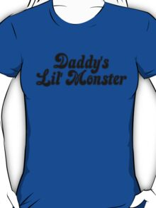 Daddy's Lil' Monster - Harley Quinn / Suicide Squad T-Shirt