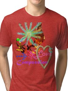 Desire Tri-blend T-Shirt