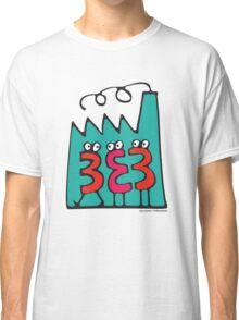 T-Shirt 38/85 (Workplace) by kukuxumusu Classic T-Shirt