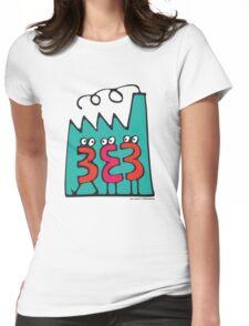 T-Shirt 38/85 (Workplace) by kukuxumusu Womens Fitted T-Shirt