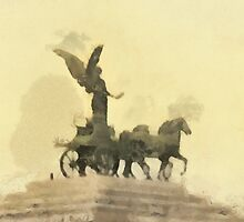 Chariot by Pierre Blanchard by esotericaart