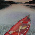 The Boat by Zlata Bajramovic
