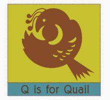 Quail One Piece - Short Sleeve