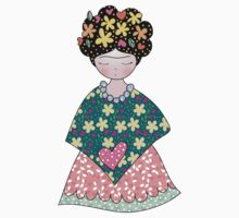 We love you Frida Baby Tee