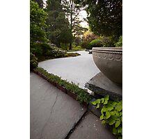 Zen Garden Photographic Print
