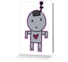 Cutebot Greeting Card