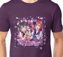 Nico & Maki (KiRa-KiRa Sensation camo edit) Unisex T-Shirt