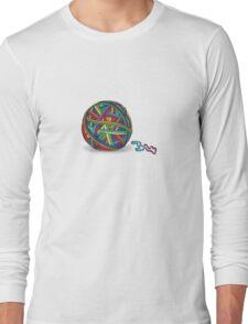 T-Shirt 34/85 (Workplace) by Ryan Stubna Long Sleeve T-Shirt