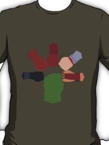 Ok Team.....on 3 T-Shirt