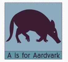 Aardvark Kids Tee