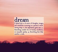 Dream by Aperture4Advntr