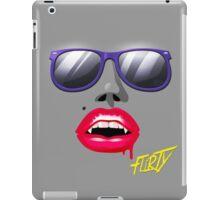 Flirty Vamp iPad Case/Skin
