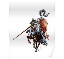 Jousting Knight Poster