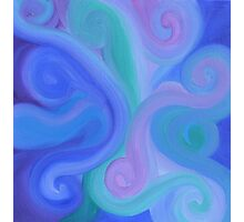 Enchanted Energy Painting Photographic Print