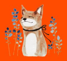 Fox and Flower Kids Clothes