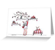 Christmas Countdown Greeting Card