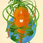 Tangled Carrot by Bayu Sadewo