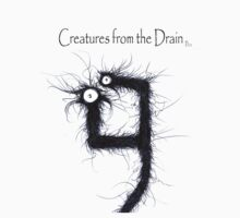 the creatures from the drain 16 by brandon lynch