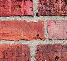 Brickwork Sticker