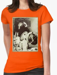 Mirror, Mirror Womens Fitted T-Shirt