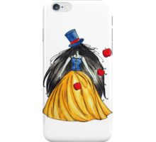 Who is the mad hatter ? Snow White | Blanche Neige  iPhone Case/Skin