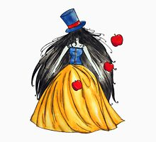 Who is the mad hatter ? Snow White | Blanche Neige  Unisex T-Shirt