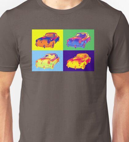 1962 Porsche 356 E Pop Art design Unisex T-Shirt