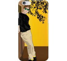 80s iPhone Case/Skin