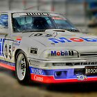 A tribute to Peter Brock by Julie Teague