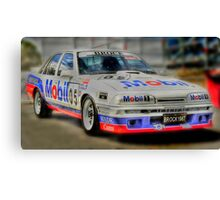 A tribute to Peter Brock Canvas Print