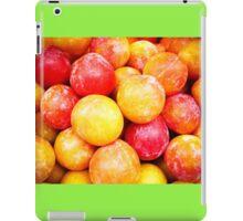 Food oranges iPad Case/Skin