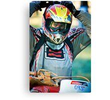 Born to ride 2 Canvas Print