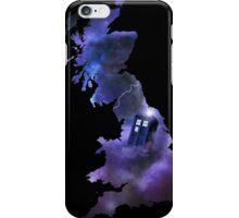 Great Britain - Tardis iPhone Case/Skin