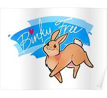 Binky Free! Poster