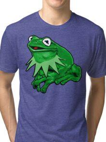 Kermie Tri-blend T-Shirt