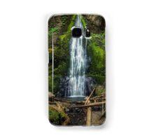 Marymere Falls Olympic Peninsula Washington Samsung Galaxy Case/Skin