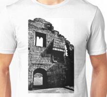 Monk Bretton Priory Fireplace Unisex T-Shirt